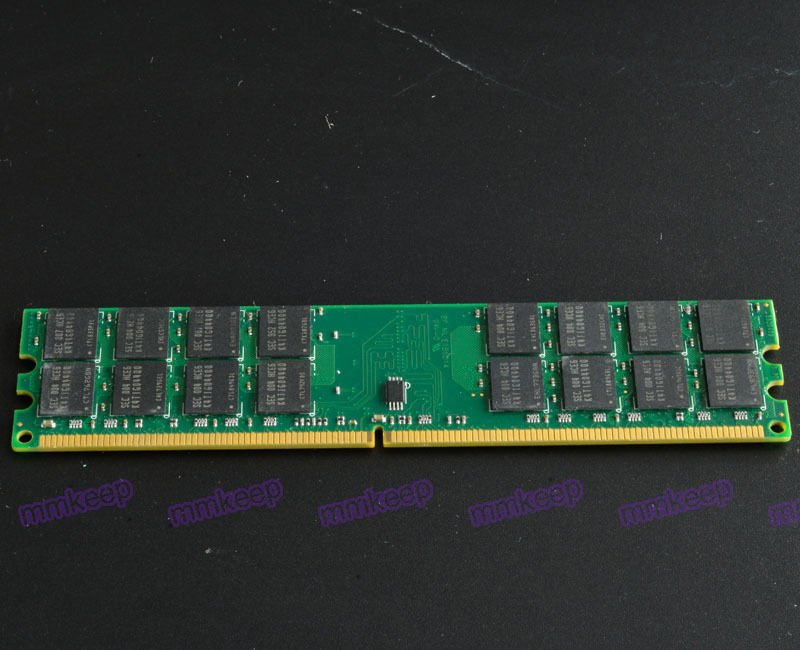 Samsung Chips 4GB DDR2 800 MHz PC2-6400 240PIN DDR2 memory For AMD Motherboard