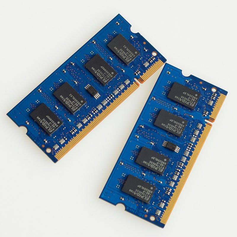 2GB 2X 1GB PC2-6400 1Rx8 DDR2 800 MHZ laptop 200PIN memory SO-DIMM 800MHz
