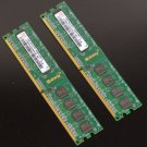 2GB 2X1GB PC2-6400 DDR2 800 MHZ Low Density memory 6400 1GB DIMM 240pin