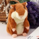 Talking Hamster Plush Toy Hot Cute Speak Talking Sound Record Toy