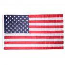 Jumbo 3'x5' FT Polyester American Flag USA