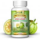 180 Capsules Ultra Pure Garcinia Cambogia 3000mg Daily 75% HCA Weight Loss Diet