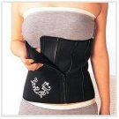 4 Steps Slimming Trimming Sauna Sweat Tummy Belt Girdle