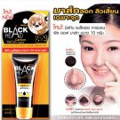 Mistine Blackhead Carbon Charcoal Peel Off Face Mask Acne Pimple Spots Remover