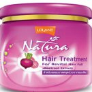 Lolane Natura Hair Treatment nourishing conditioner Revital Hair fall Beetroot