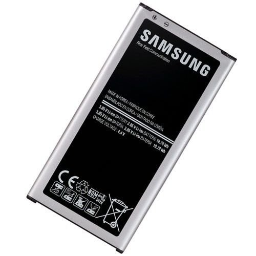 High Capacity 2800 mAh Replacement battery Compatible with Samsung Galaxy S5
