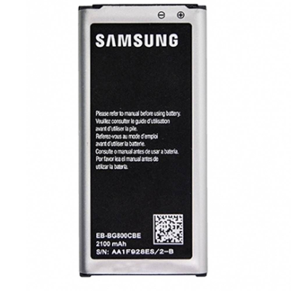 Replacement High Capacity 2100 mAh Samsung Galaxy S5 Mini SM-G800 Battery