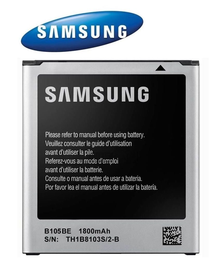 Genuine Samsung Replacement Battery For GT-S7275 Galaxy Ace 3 1800 mAh 3.8V