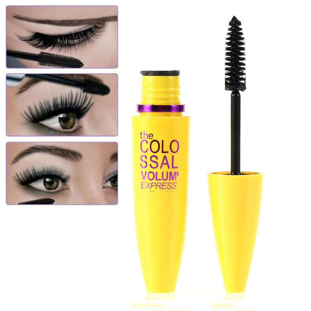 Makeup Cosmetic Volume Eyelash Eye Mascara Glam For Fashion Beauty Women