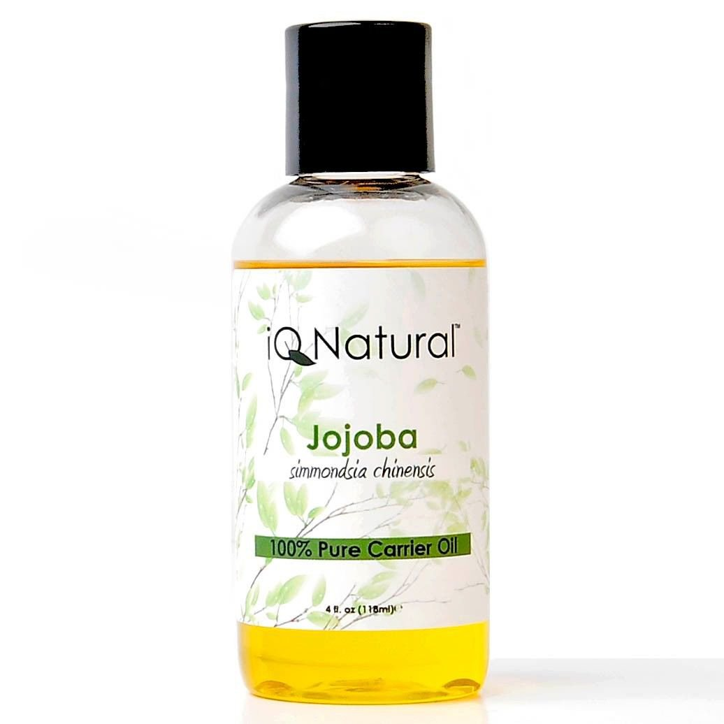 100% Pure Organic and Natural Jojoba Cold Pressed Carrier Oil