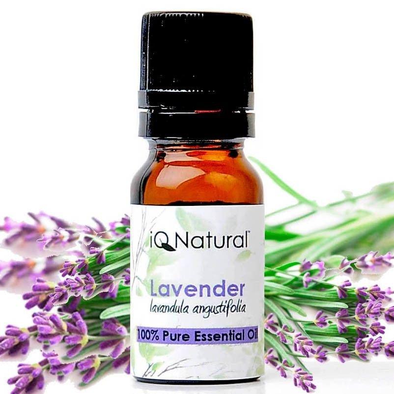 Essential Oil: Lavender (Lavandula angustifolia) - 100% Pure Uncut 5ml