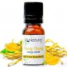Essential Oil: Ylang Ylang (Cananga odorata) - 100% Pure Uncut 5ml