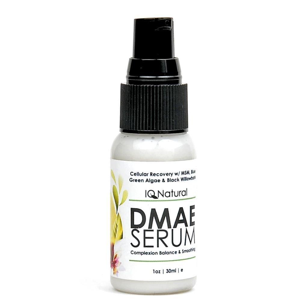 DMAE & MSM Serum | Natural & Organic | Skin Firming Wrinkle Treatment Skin Care
