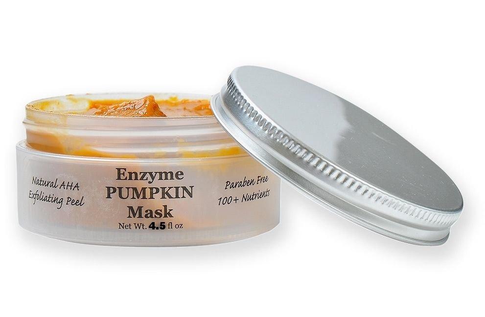 4.5 oz Glycolic Acid Peel Pumpkin Exfoliate Alpha Hydroxy Acid AHA Enzyme Mask