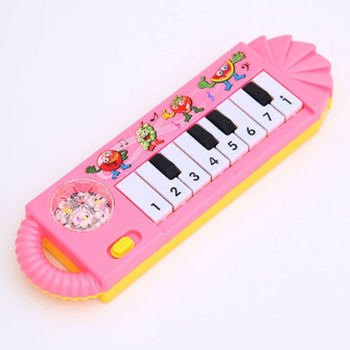 Cute Mini Baby Children Kid Music Developmental Instrument Piano Toy