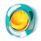 1Pc High Quality Baby Kids Children 360 Rotating Spill-Proof Gyro Bowl