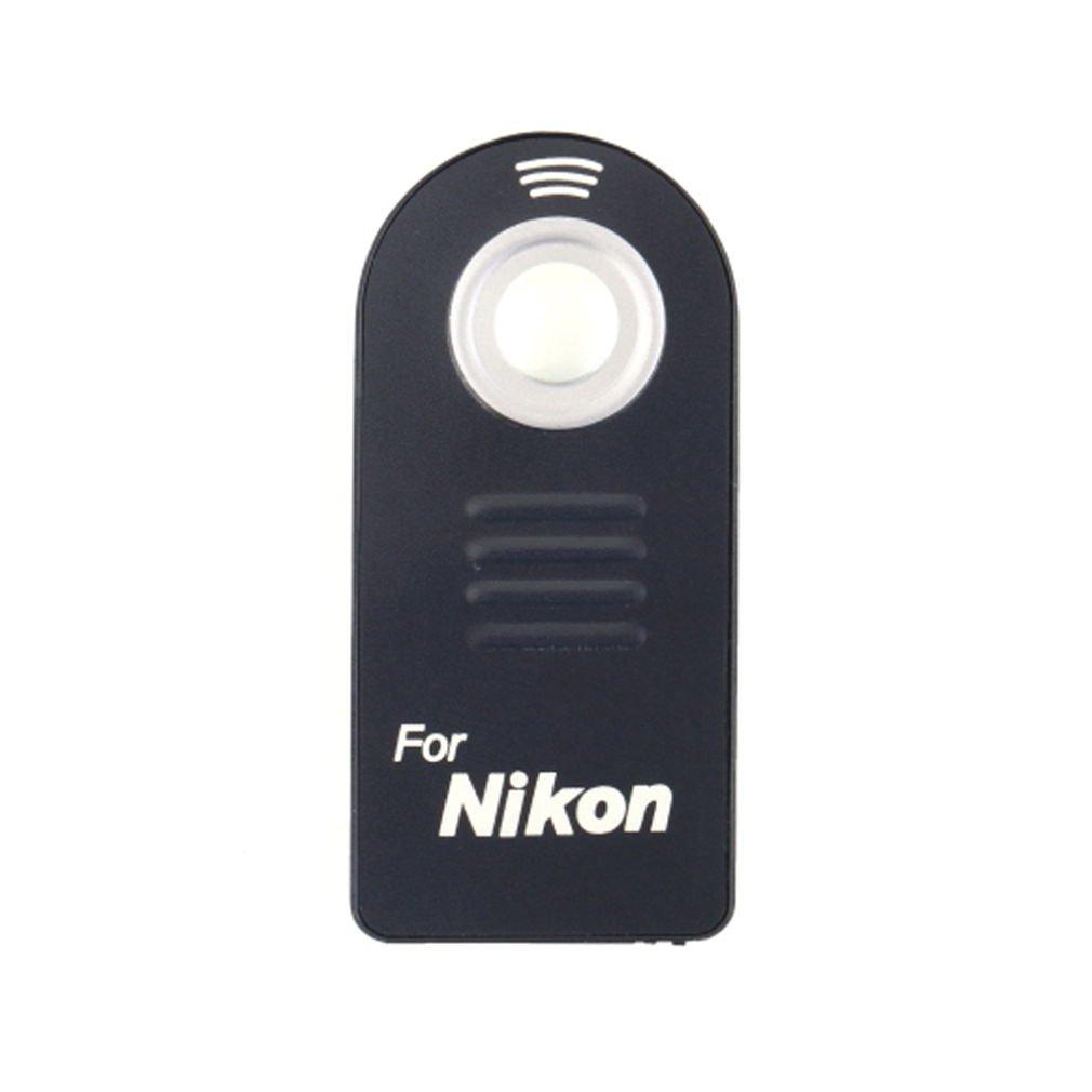 ML-L3 IR Wireless Remote Control for Nikon D5000 D5100 D7000 D3000 D90 D80