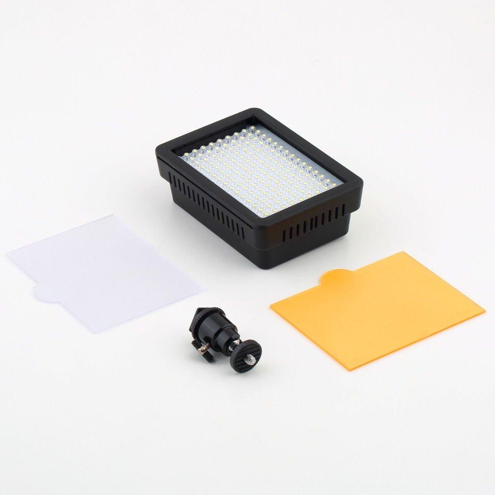 Studio Video Light for Canon Nikon Camera DV Camcorder 12W 1280LM