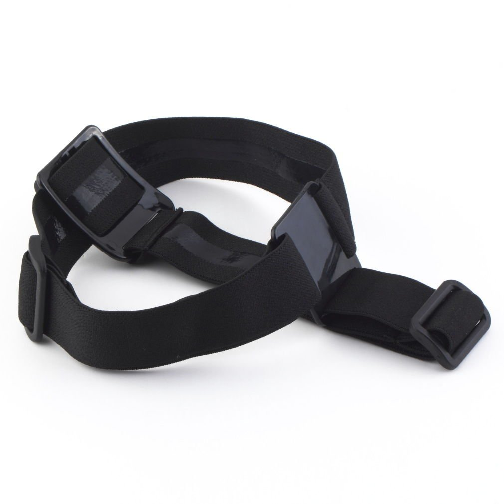 Adjustable Camera Head Strap Mount For GoPro Hero HD Hero2 & Hero3 Headstrap