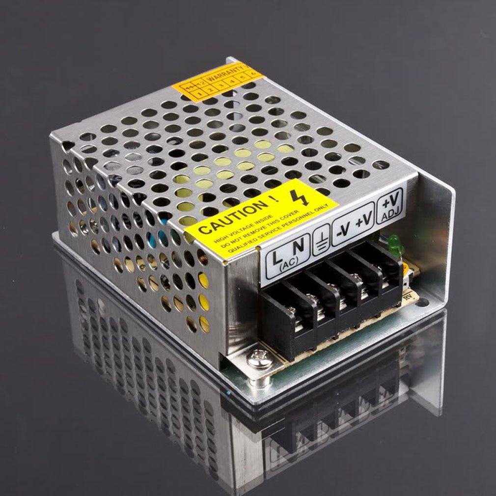 12V 2A 24W Switch Power Supply Driver Converter For LED Strip Light 220V 110V