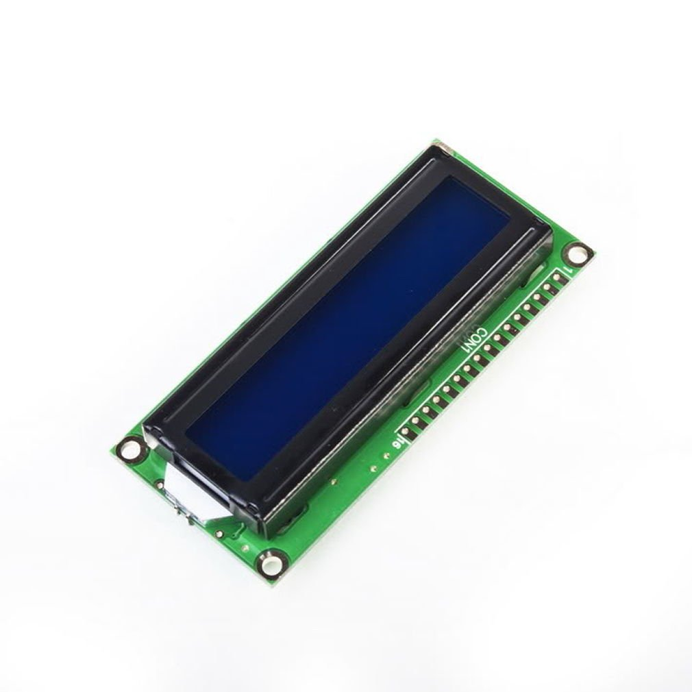 LCD Display Character Module LCM 16x2 HD4478Controller Blue Blacklight 1602