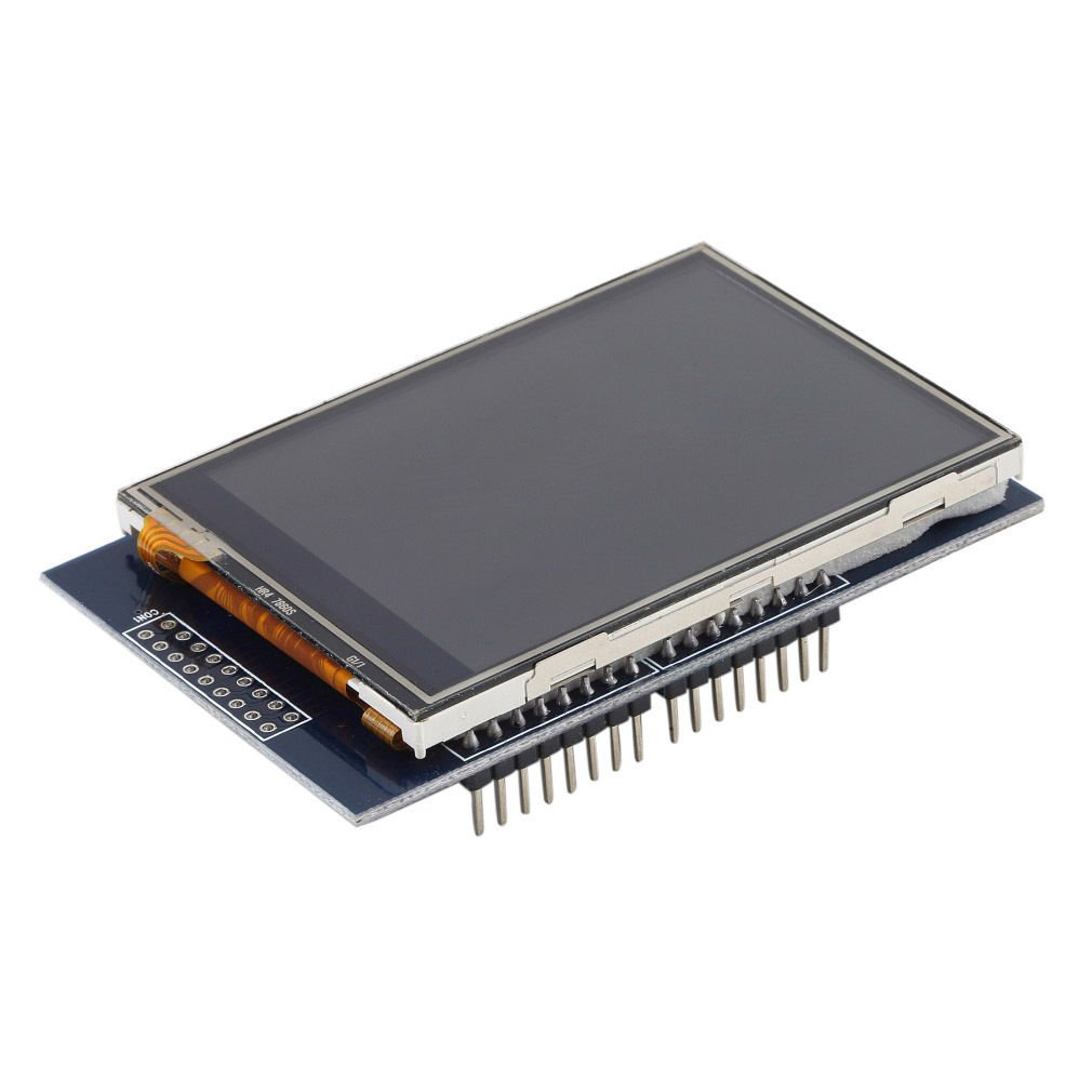 "2.8"" Inch TFT LCD Display Touch Screen Module with SD Slot For Arduino UNO"