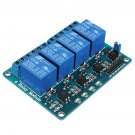 4-Channel Relay Module DC 5V Optocoupler For Arduino PIC ARM AVR DSP HD23L
