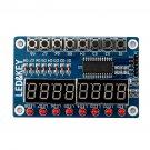 8-Bit Digital LED Tube 8-Bit TM1638 Key Display Module For AVR Arduino
