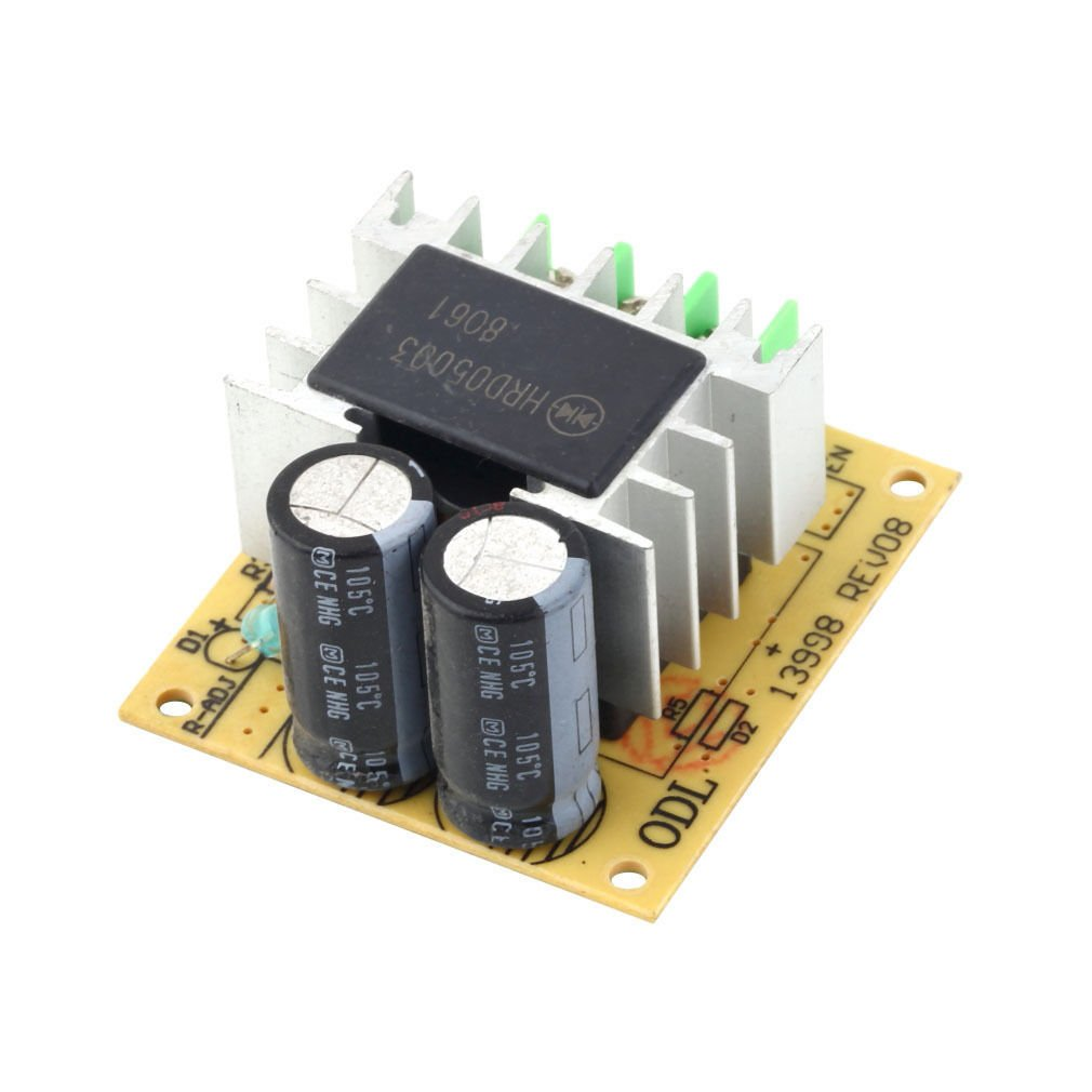DC-DC HRD 12V 24V 36V Step to DC 5V 3A Car Power Converter Regulator Module