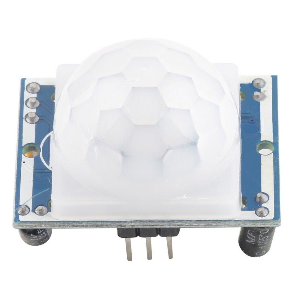 1 x IR Pyroelectric Infrared PIR Motion Sensor Detector Module HC--SR501