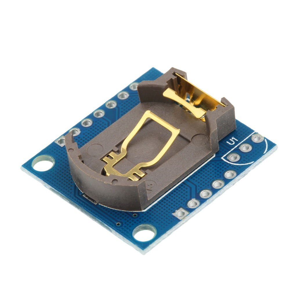 RTC I2C DS1307 AT24C32 Real Time Clock Module For Arduino AVR ARM PIC 51 ARM