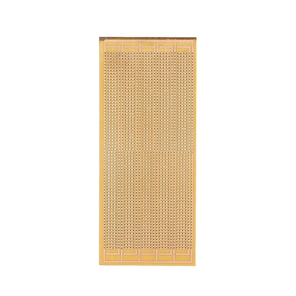 DIY Prototype PCB Universal Matrix Circuit Board Breadboard 8.5x20cm 85x20mm