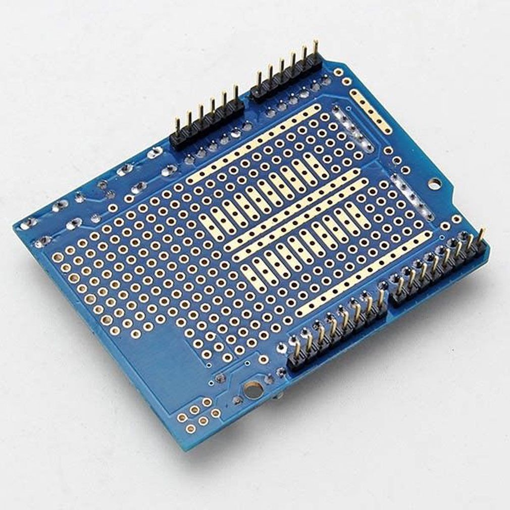 Arduino Prototyping Prototype Shield ProtoShield With Mini Breadboard 3280