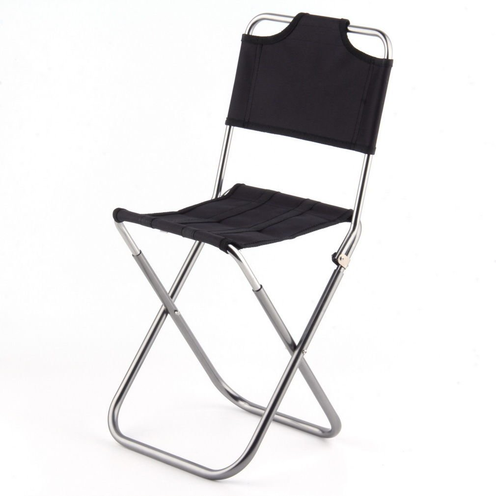 Portable Folding Fishing Chair Outdoor Camping Hunting