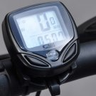 Wireless LCD Cycle Computer Bicycle Meter Speedometer Odometer