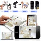 Android iPhone PC Mini Wifi IP Wireless Surveillance Camera Remote Cam                 JY6