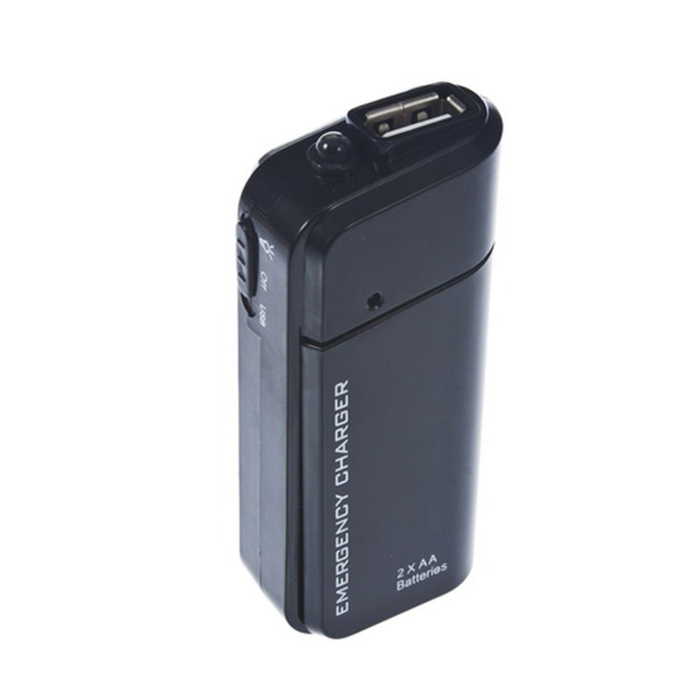 AA External Battery Emergency USB Charger For iPod iPhone 4 4S Ipad 2 3         MN4