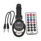 4 in1 Car MP3 Player Wireless FM Transmitter Modulator USB SD CD MMC Remote           SS3