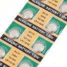 AG10 LR1130 389A LR54 L1131 189 Alkaline Cell Button Battery                SW3
