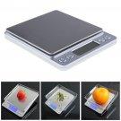 Mini Precision Digital Gram Jewelry Scale 2000g x 0.1g LCD Display                 WT5