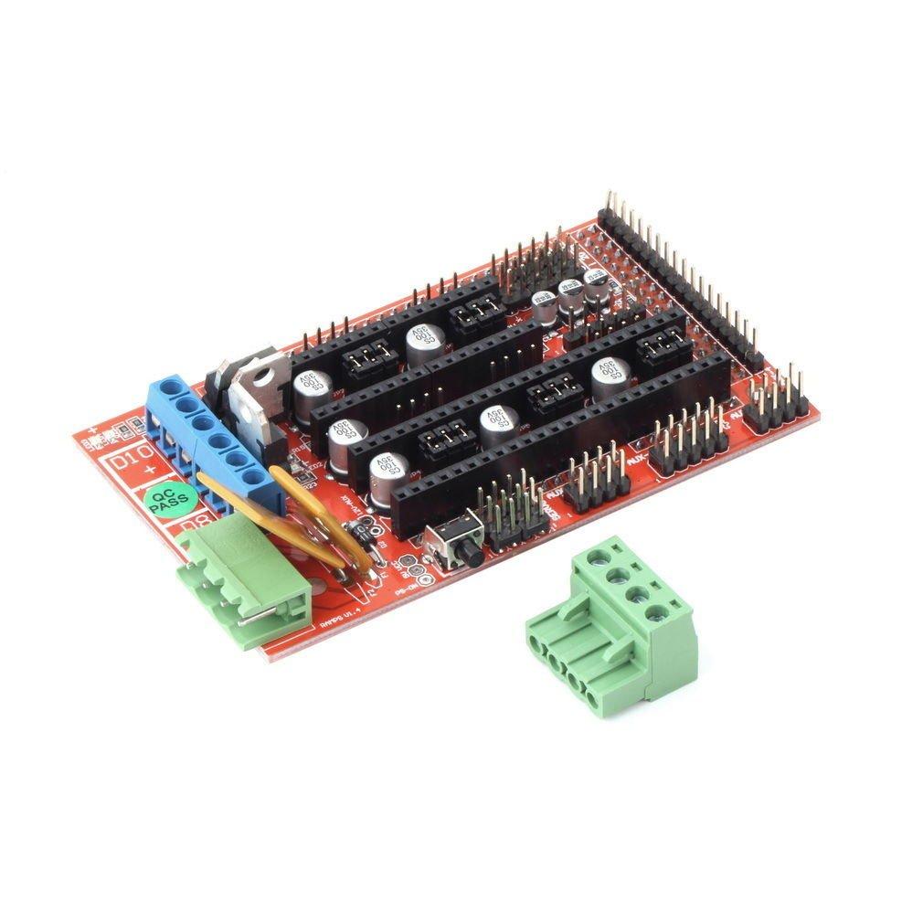 3D Printer Controller Board Module For Ramps 1.4 Reprap Prusa Mebdel            EE5