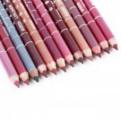 12 PCS Professional Lipliner Waterproof Lip Liner Pencil 15CM       GGT6