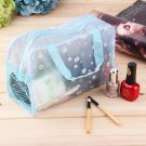 Portable Makeup Cosmetic Toiletry Travel Wash Toothbrush Pouch Bag Organizer          KL4