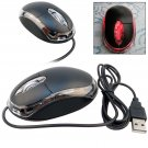 1.2M TINY USB 2.0 3D OPTICAL SCROLL WHEEL MOUSE MICE FOR DELL ASUS PC Laptop          ZX2