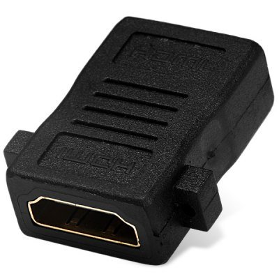 Female to HDMI 1.4 Female Extension Converter Connector