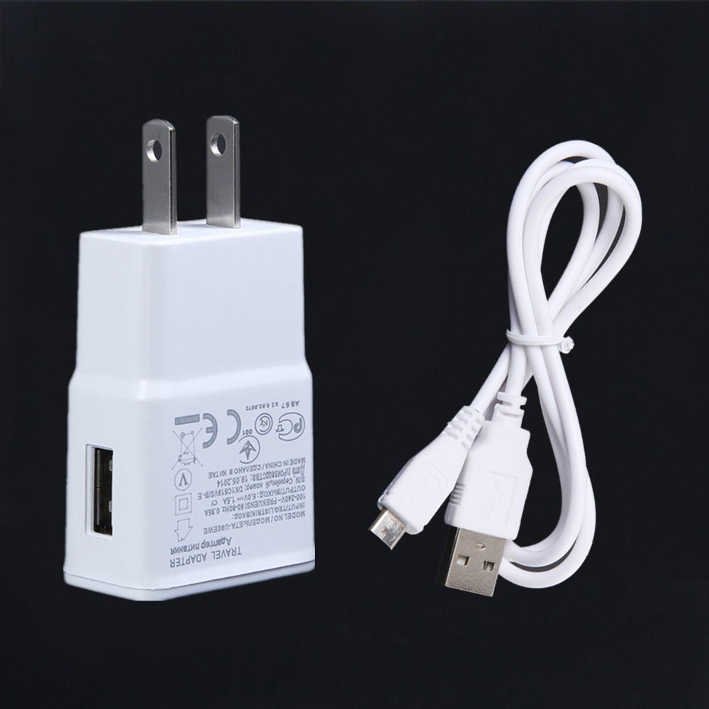 6ft 2-in-1 AC/DC Power Charger Adapter For Samsung Galaxy Tab 3 10.1 GT-P5210    JT2