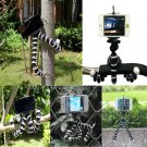 Generic Octopus Flexible Tripod Stand for GoPro Camera Apple iPhone 6 cell Phone     VW6
