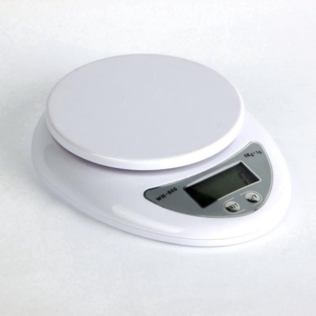 5kg 5000g/1g Digital Kitchen Food  Scale   VW1