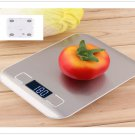 11lb x 0.05oz Slim LCD Digital Kitchen Scale 5Kg x 1g       VW1