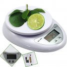 5kg 5000g/1g Digital LCD Electronic  Scale      VW1